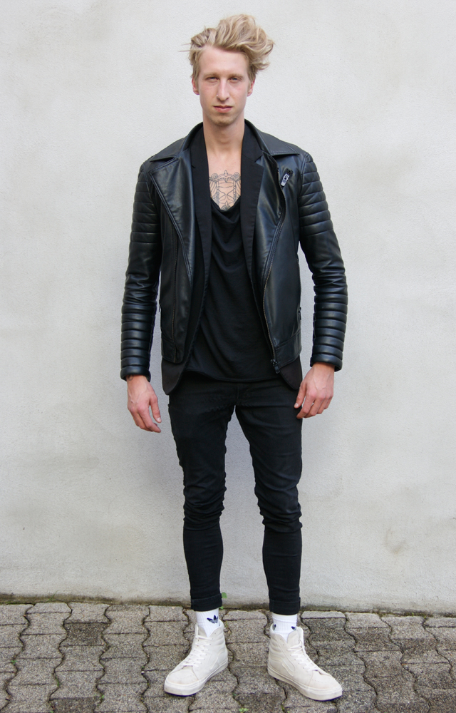 Aktuelle Styles für den Mann in Freiburg